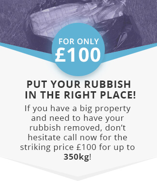 Property Rubbish Removal at Strikingly Low Prices