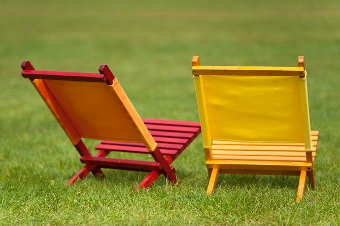 reuse folding chairs