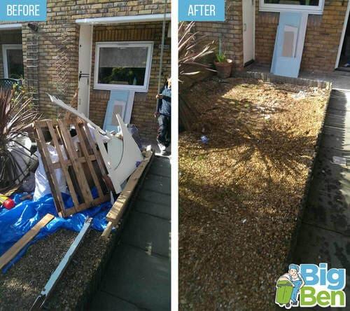 hard rubbish removal Gerrards Cross