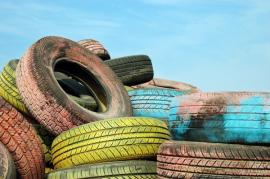Clever Ideas for Reusing Old Tyres