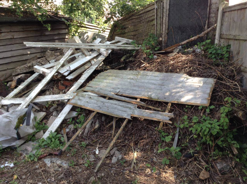 E9 builders waste clearance Homerton