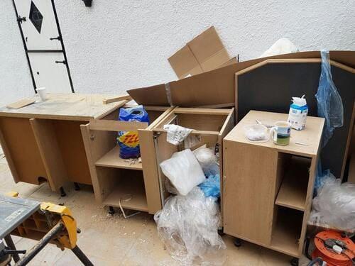 N9 builders waste clearance Lower Edmonton