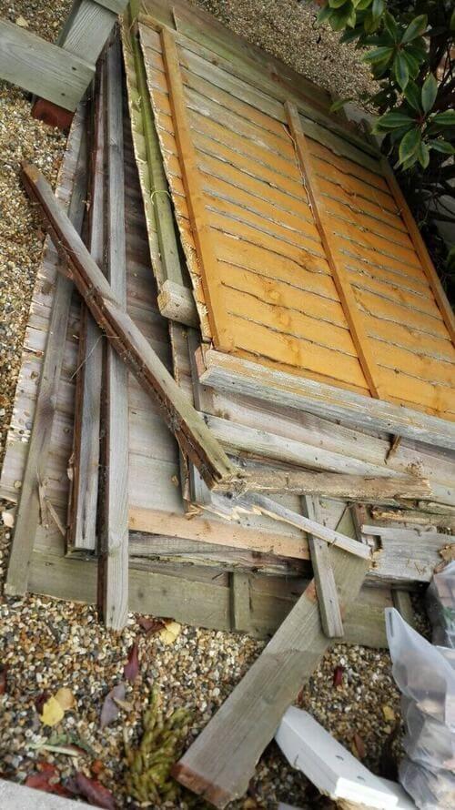 W9 builders waste clearance Maida Hill