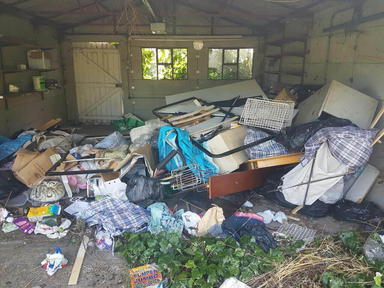 house refuse collection NW2