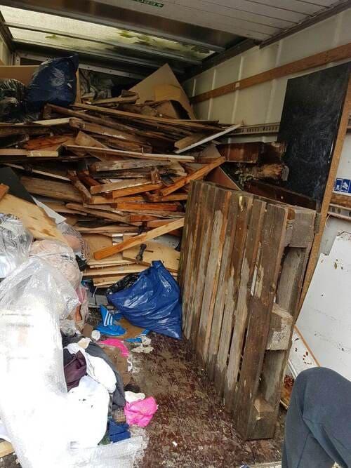 Enfield Town rubbish removal EN2