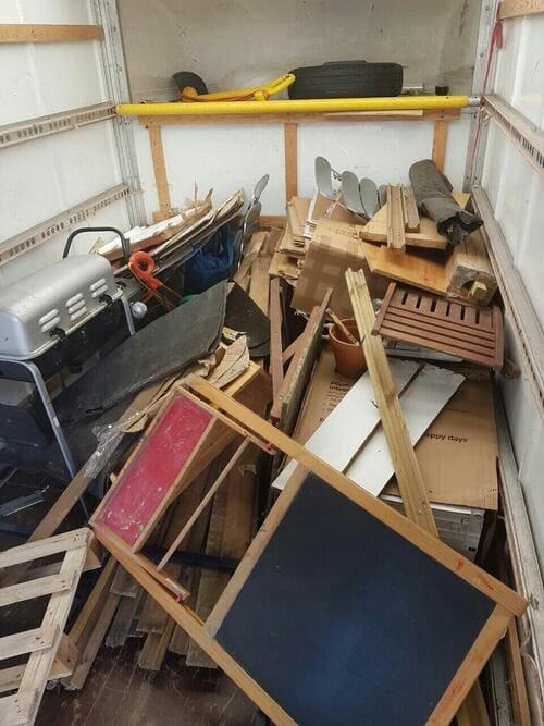 Fitzrovia waste removal W1