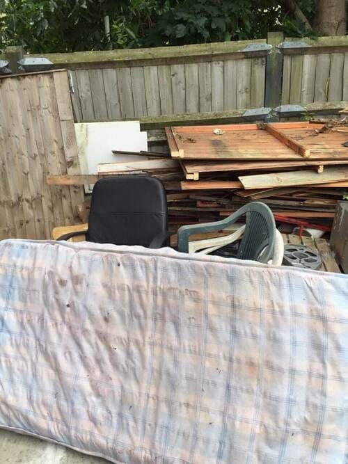 waste skip hire Hackney Marshes