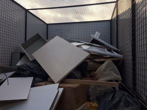 bulky waste collection E10