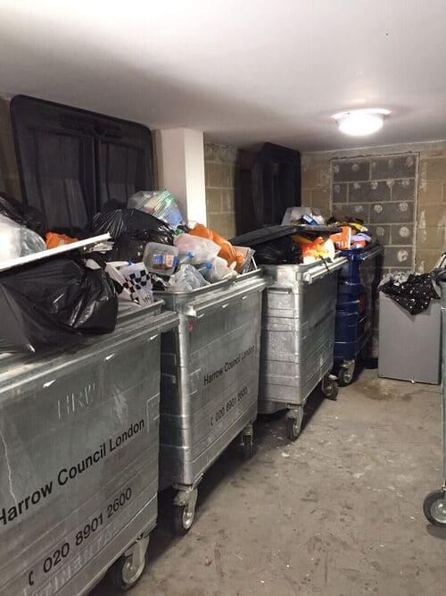 cheap rubbish clearance Hackney