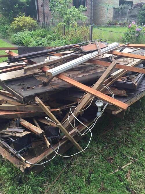 junk removal Ascot