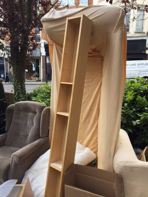 SW11 office clearance Clapham