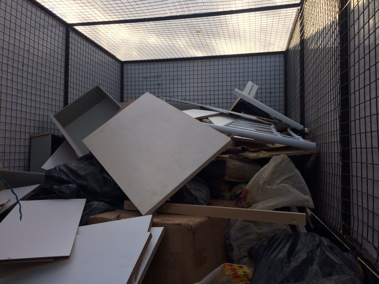 Parsons Green waste removal SW6