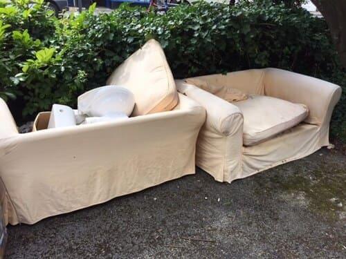 rubbish removal service SE5