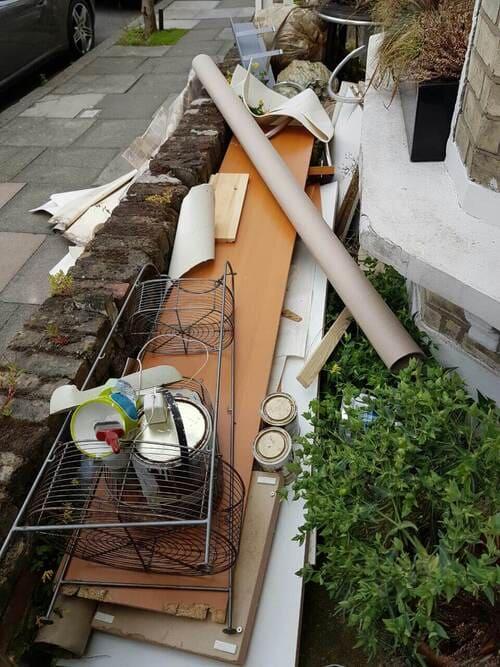 rubbish removal service N6