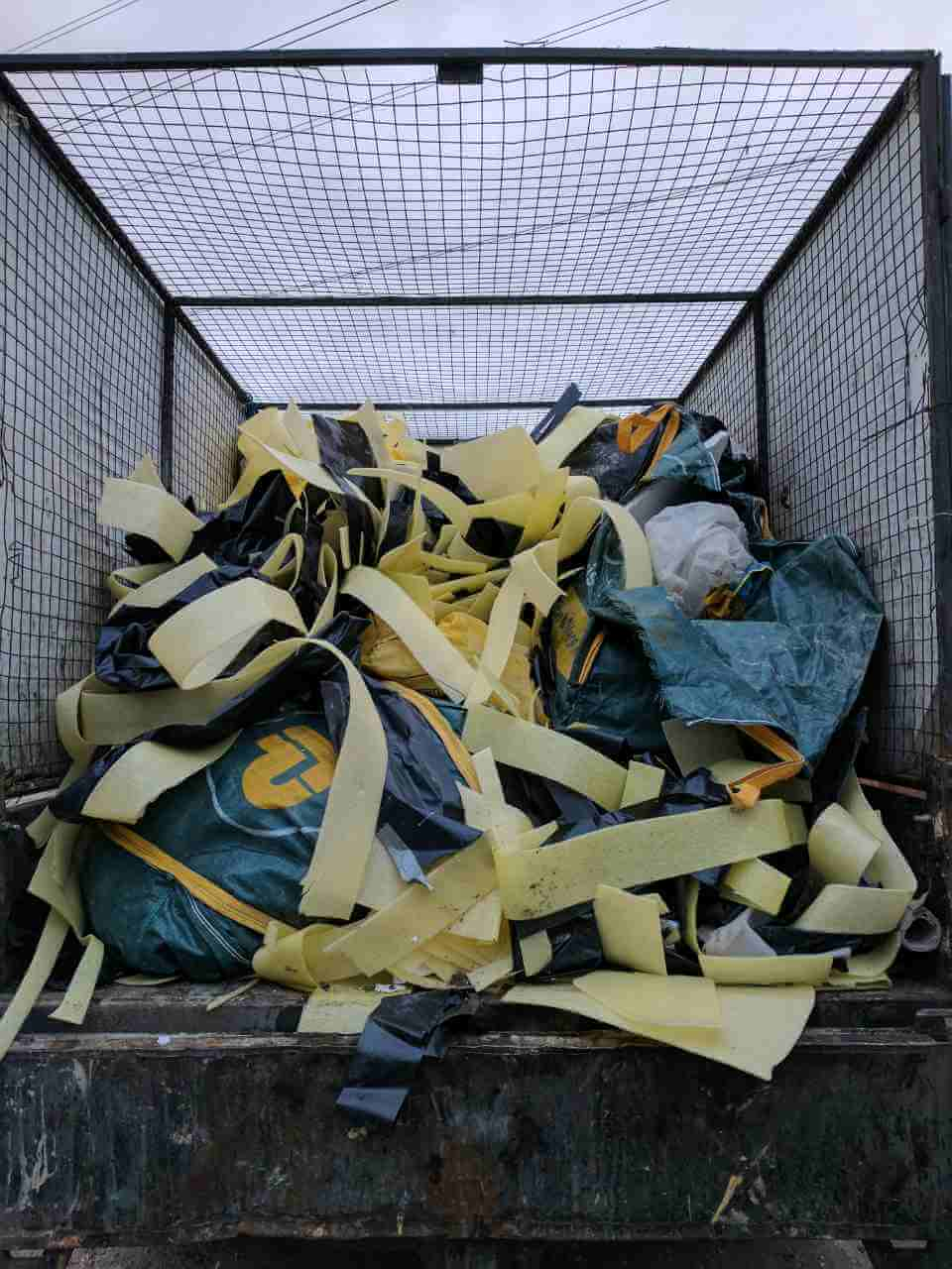 paper recycling TW7