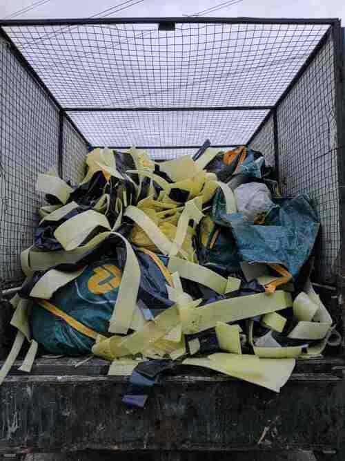 rubbish skips hire E2