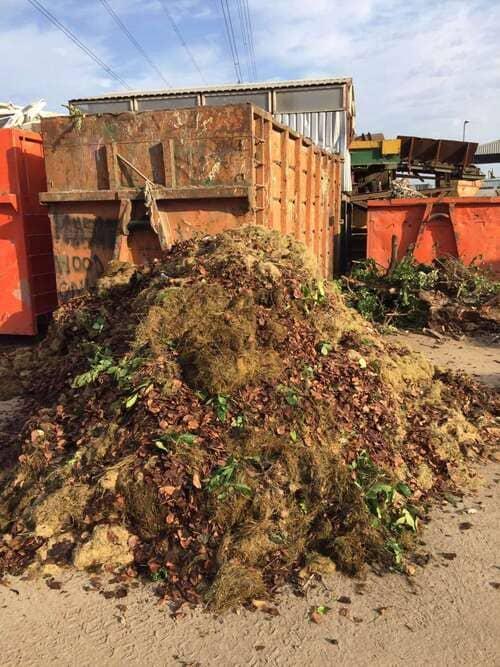 Shoreditch rubbish removal EC1