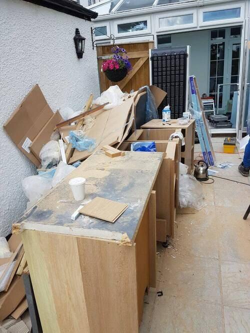 rubbish skips hire BR5