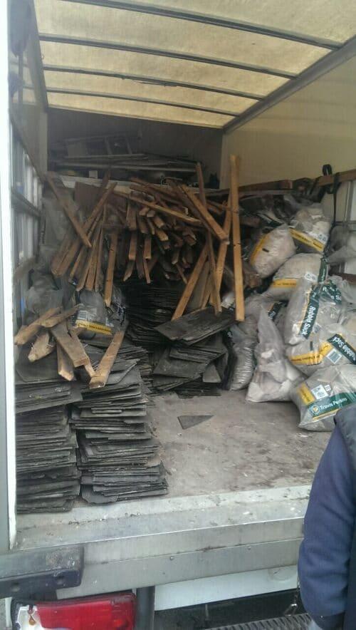 domestic rubbish pick up Teddington