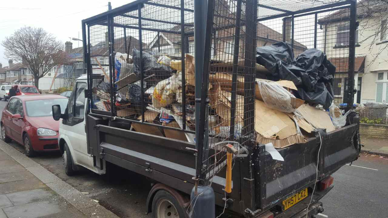Tulse Hill waste removal SE24