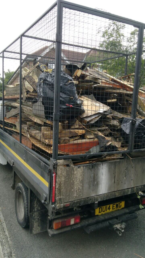 Welwyn  Garden City waste removal AL8